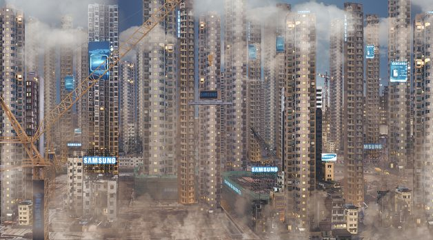 New City, Liam Young, 2014