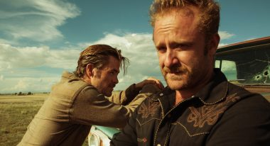 Chris Pine and Ben Foster in Hell or High Water