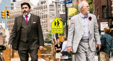 Love Is Strange: Alfred Molina, John Lithgow