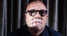 Gianfranco Rosi (Photo by Henny Garfunkel)