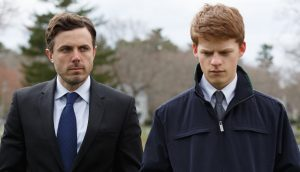 Casey Affleck and Lucas Hedges in Manchester by the Sea (Photo courtesy of Claire Folger, K Period Media)
