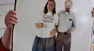 The B-Side: Elsa Dorfman's Portrait Photography: Elsa Dorfman, Allen Ginsberg