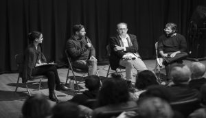 Sundance Artist Services panel at NWFF c/o Oguz Uygur