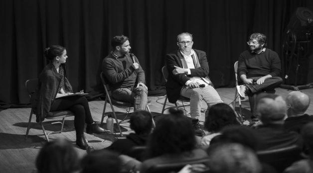 Sundance Artist Services panel at NWFF c/o Oguz Uygur