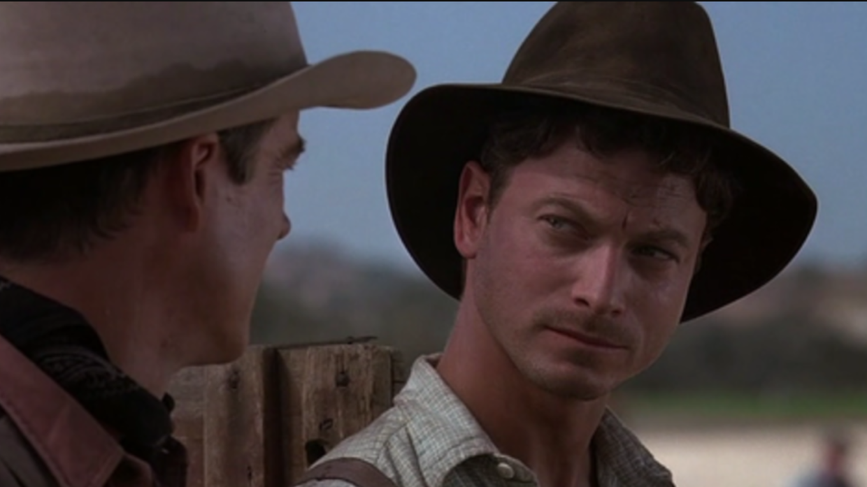 Gary Sinise S Of Mice And Men An Appreciation Filmmaker Magazine