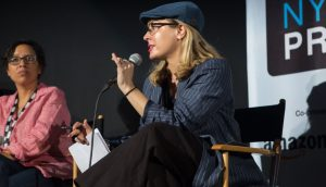 Esther Robinson at DOC NYC (Photo: DOC NYC)