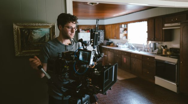 a0a5a0ba6f DP Andrew Droz Palermo on A Ghost Story, Shooting 1.33 and That Pie Shot |  Filmmaker Magazine