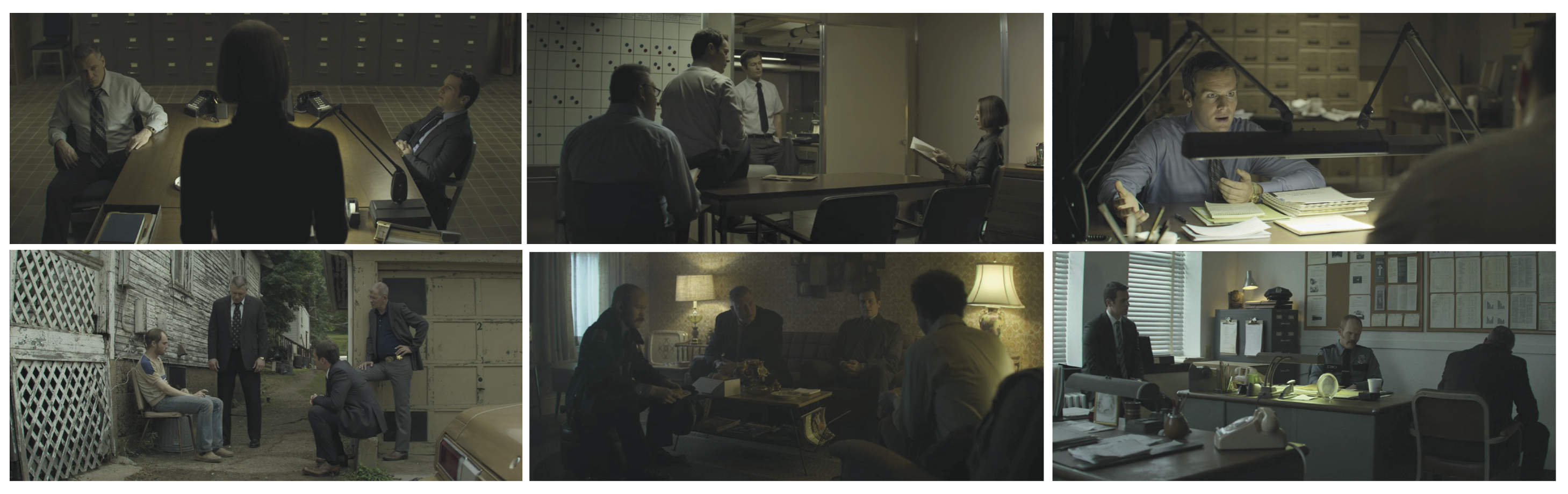 DP Erik Messerschmidt On Shooting Netflixs Mindhunter With A - A fascinating breakdown of the visual effects in netflixs mindhunter