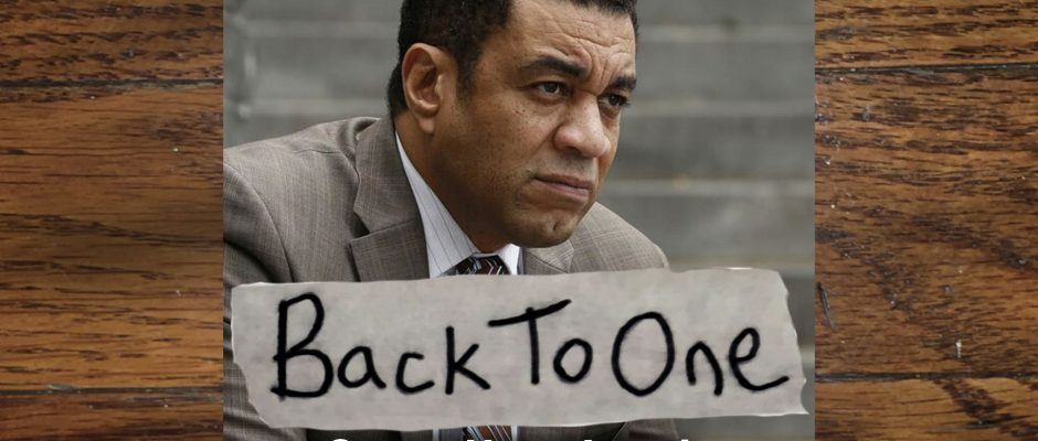 Back to One, Episode Five: Harry Lennix on Classic Foundations of Acting, His Own Production Company and More