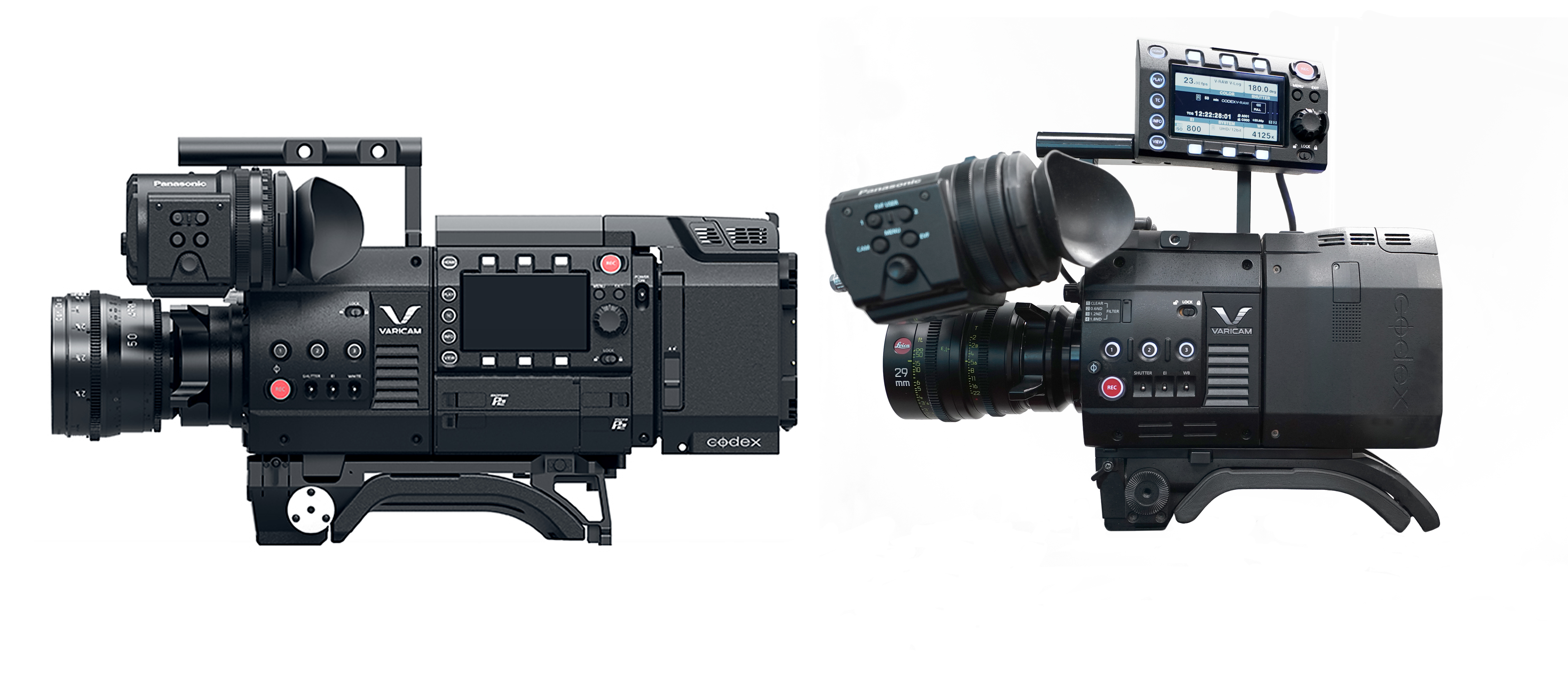 Digital Motion Picture Cameras in 2017: New Images for the 21st