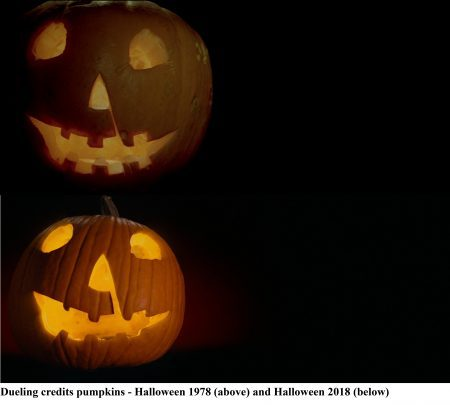 Halloween Movie Pumpkin 2018.How Halloween Production Designer Richard Wright Shot The