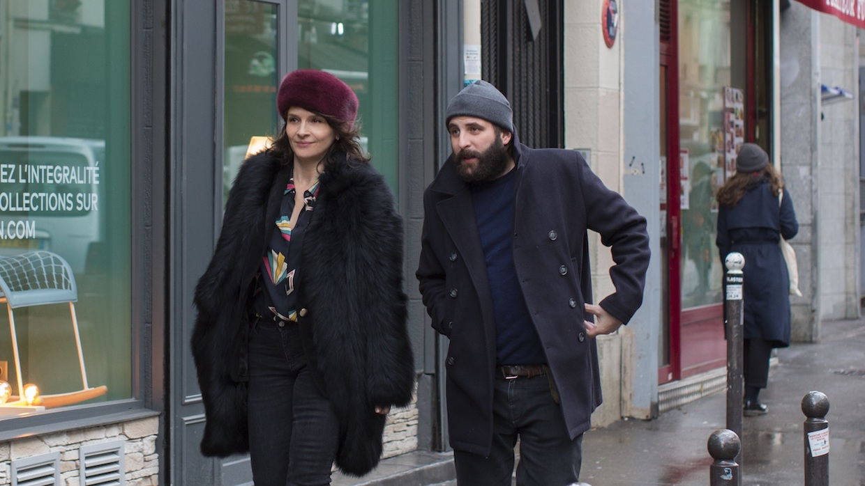 """This Movie's Explicitly Nonvisual"""": Olivier Assayas on Non"""