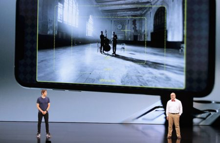 Sean Baker and Christopher Cohen announce FiLMiC Pro updates at Apple Keynote