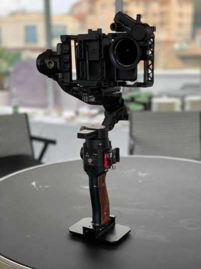 Custom variable ND rig for the iPhone