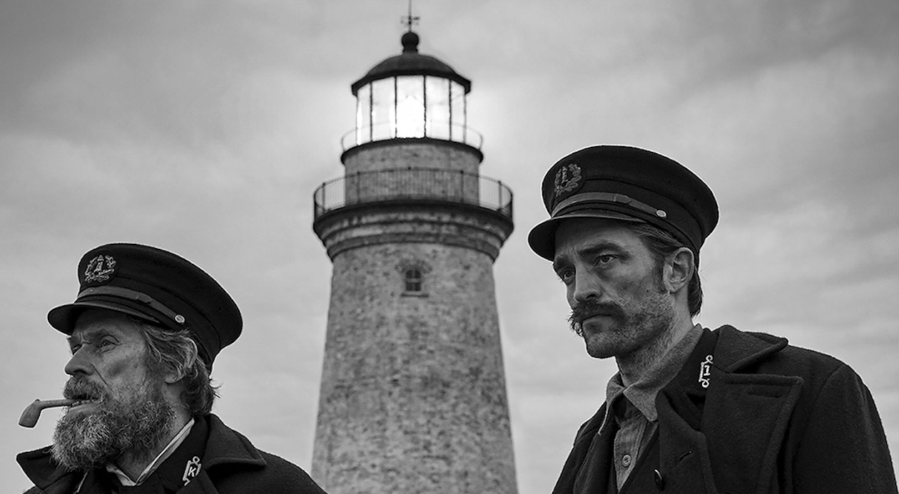 Image result for the lighthouse movie""