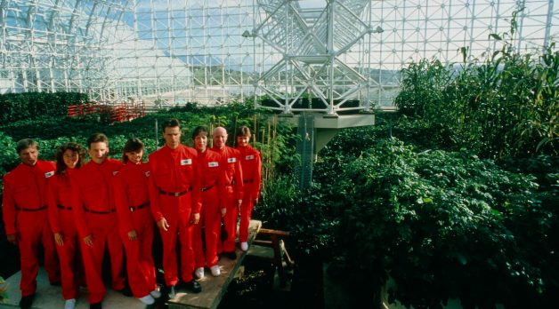 """I Wanted to Subtly Evoke Biosphere 2 in My Interview Shots"": Matt Wolf 